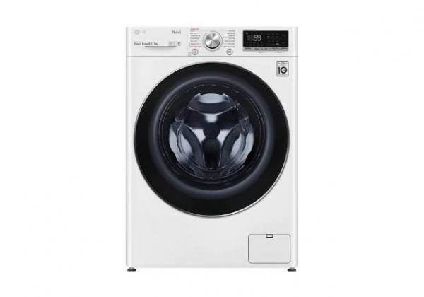 LG Mašina za pranje i sušenje veša F2DV5S8S2E (Bela)