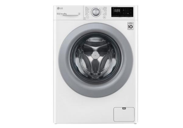 LG Mašina za pranje veša F4WN207N4E (Bela)