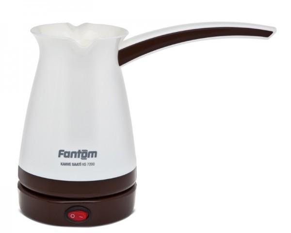 FANTOM KS 7200 Električna džezva za kafu belo braon