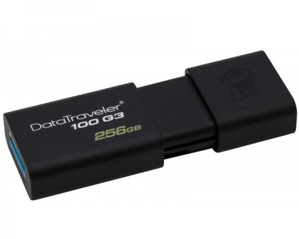 KINGSTON 256GB DataTraveler 100 Generation 3 USB 3.0 flash DT100G3256GB