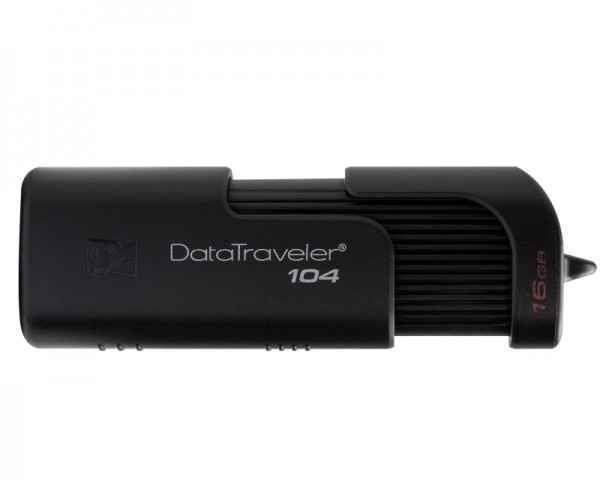 KINGSTON 16GB DataTraveler USB 2.0 flash DT10416GB