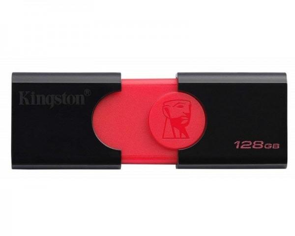 KINGSTON 128GB DataTraveler USB 3.1 flash DT106128GB