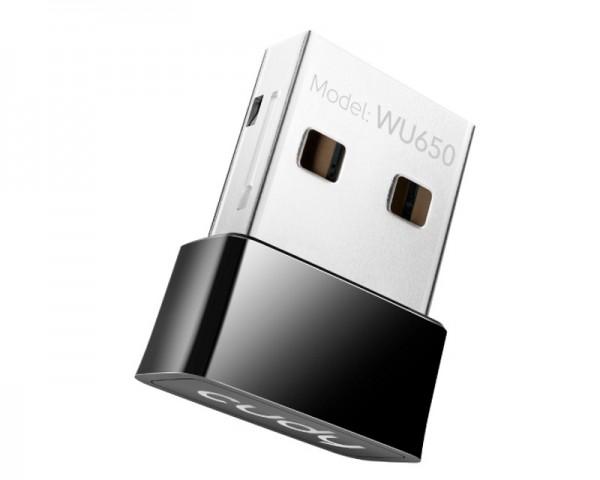 CUDY WU650 wireless AC650Mbs Nano USB adapter