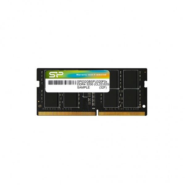 RAM SODIMM DDR4 Silicon Power 16GB 2666MHz SP016GBSFU266F02