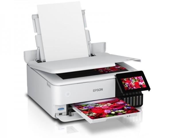 EPSON L8160 EcoTank A4 ITS (6 boja) Photo multifunkcijski uređaj
