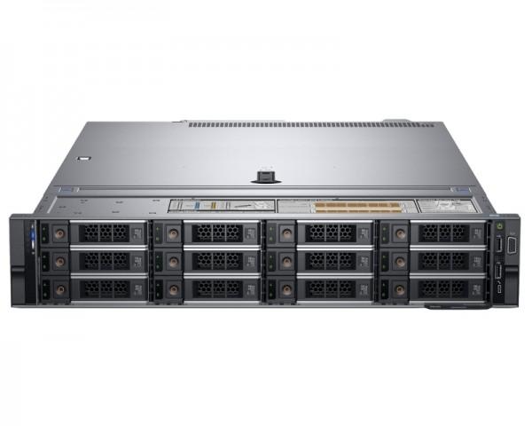 DELL PowerEdge R540 1xXeon Silver 4210R 10C 1x16GB H730P 1x480GB SATA 495W (1+1) 3yr NBD + šine za rack