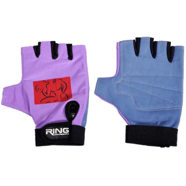 RING Fitnes rukavice za žene - RX SF WOMEN