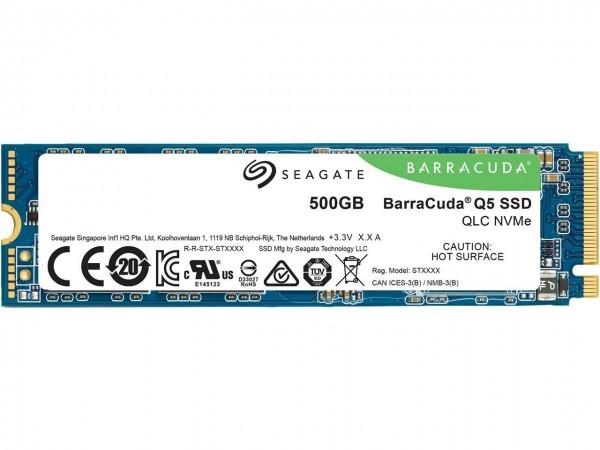 SSD M.2 500GB Seagate Barracuda Q5 NVMe ZP500CV3A001