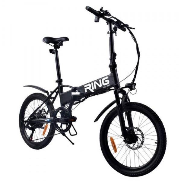 RING Električni bicikl RX20 (Crna)