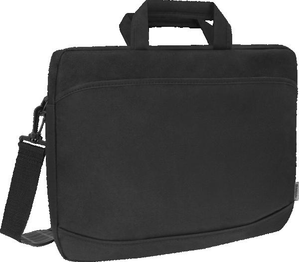 Torba za laptop Defender Monte 17 black, organizer