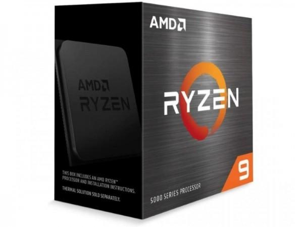 CPU AMD Ryzen 9 5900X 3.7GHz (4.8GHz)