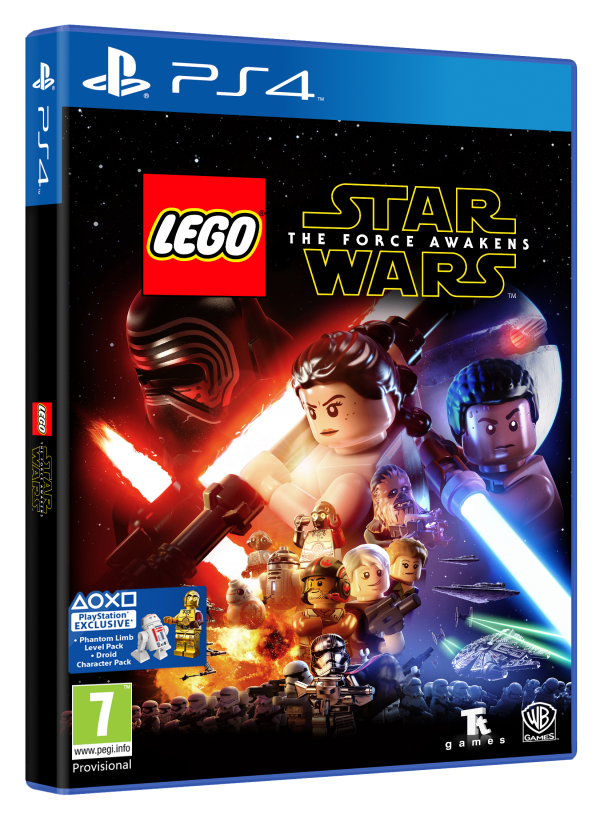 NINTENDO Video igra PS4 LEGO STAR WARS: FORCE AWAKENS