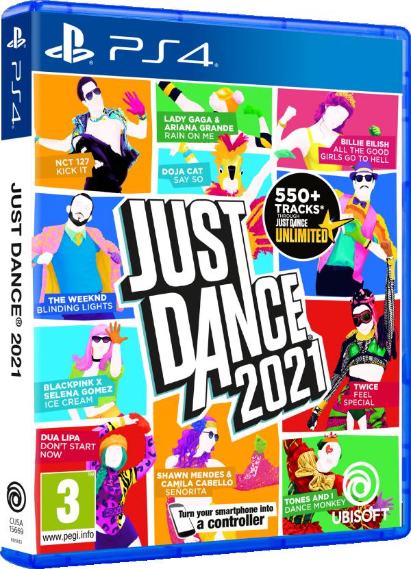 NINTENDO Video igra PS4 JUST DANCE 2021