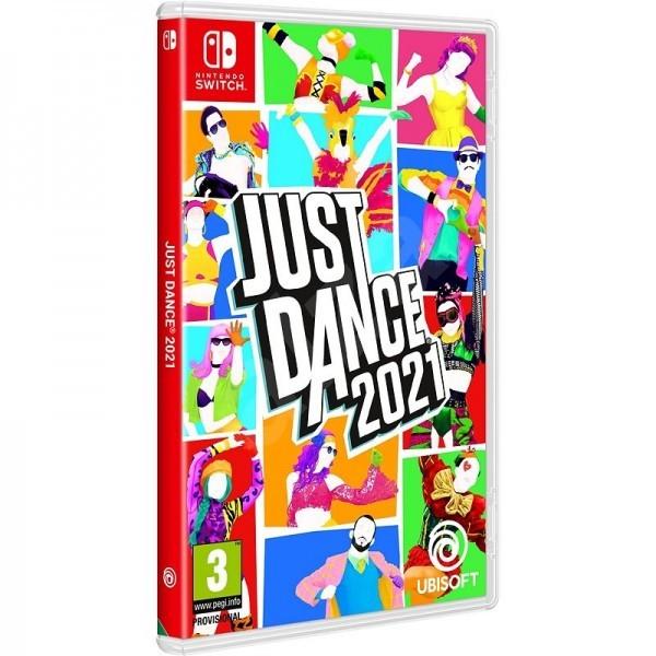 NINTENDO Video igra NSW JUST DANCE 2021