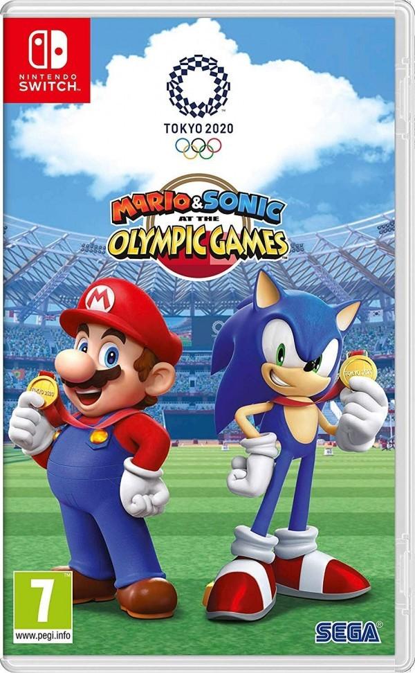 NINTENDO Video igra NSW MARIO & SONIC AT THE TOKYO OG2020