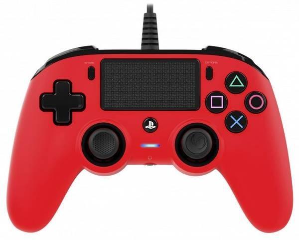 NACON Oprema PS4 Coloured controller (Crvena)
