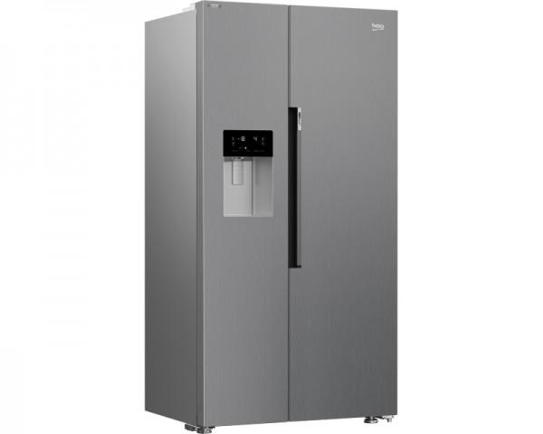 BEKO GN162341XBN side by side frižider