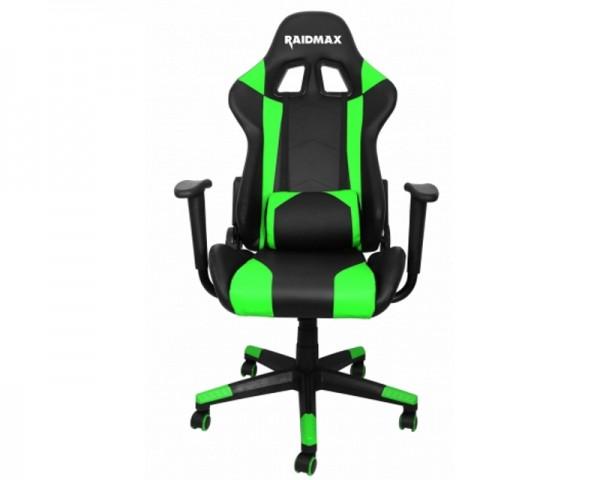 RAIDMAX DRAKON DK702 Gaming Stolica zelena