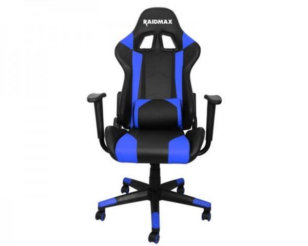RAIDMAX DRAKON DK702 Gaming Stolica plava