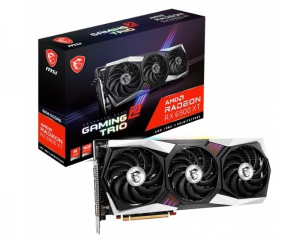 MSI AMD Radeon RX 6900 XT GAMING Z TRIO 16G