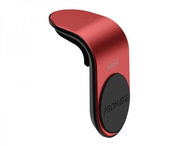 PROMATE AirGrip-3 Magnet držač za automobil crvena