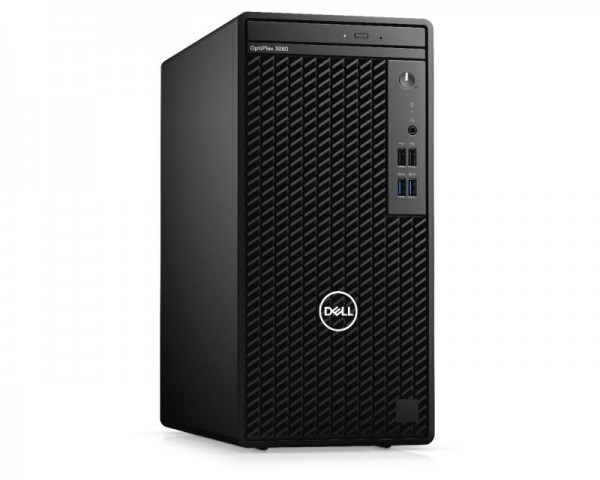 DELL OptiPlex 3080 MT i3-10105 8GB 256GB SSD Ubuntu 3yr NBD