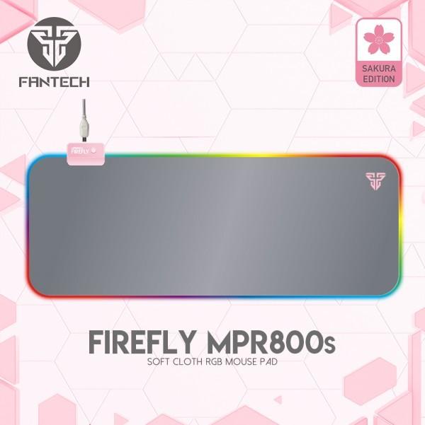 FANTECH Gaming podloga za miš MPR800s Sakura Edition (Siva Roze)
