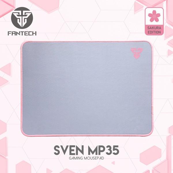 FANTECH Gaming podloga za miš MP35 Sakura Edition (Siva Roze)