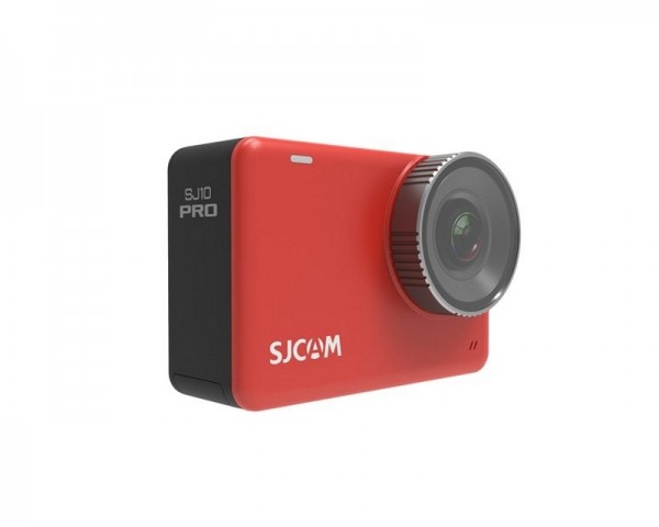 SJCAM Akciona kamera SJ10 Pro crvena