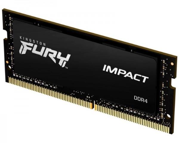 KINGSTON SODIMM DDR4 16GB 3200MHz KF432S20IB116 Fury Impact