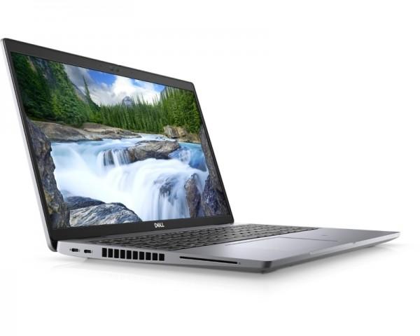 DELL Latitude 5520 15.6'' FHD i5-1135G7 8GB 256GB SSD Intel Iris Xe Backlit FP Win10Pro 3yr ProSupport