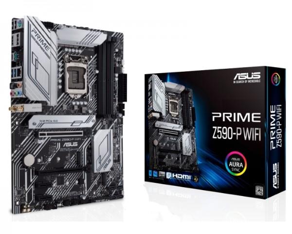 ASUS PRIME Z590-P WIFI