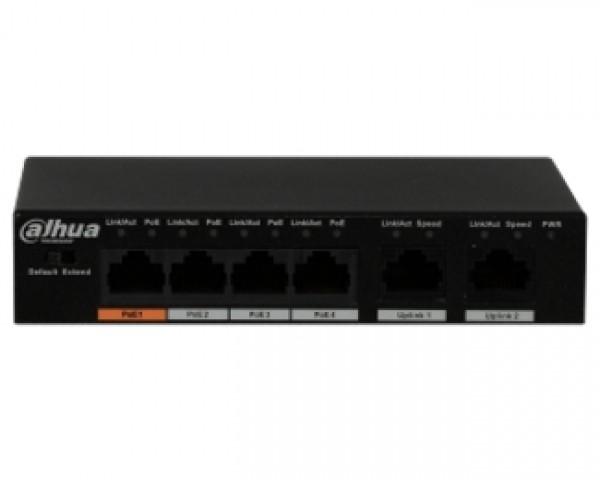 DAHUA PFS3006-4ET-60 4port PoE switch