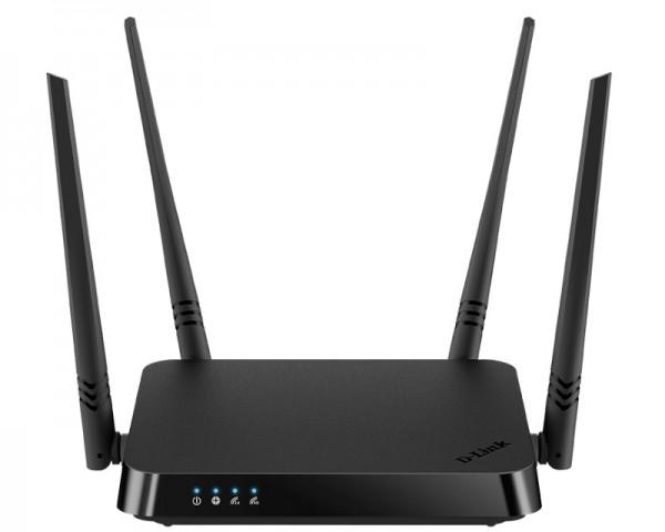 D-LINK DIR-842V2 Wireless Cloud AC1200 Dual Band Gigabit ruter