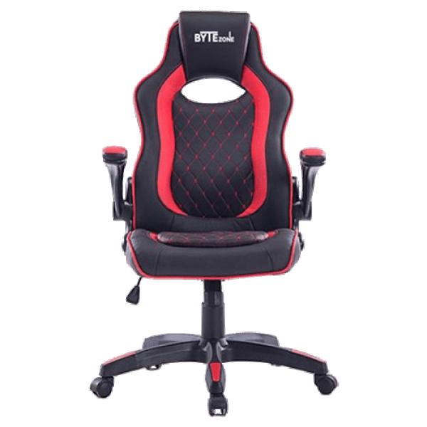 BYTEZONE Gaming stolica  SNIPER (Crna,Crvena)