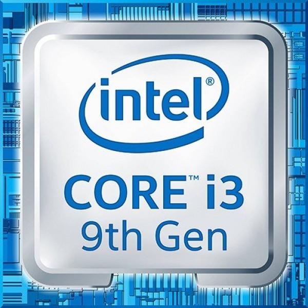 CPU 1151 INTEL Core i3-9100 4-Core 3.6GHz Tray