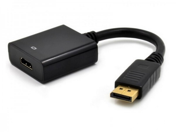 Adapter DisplayPort (M) - HDMI (F)