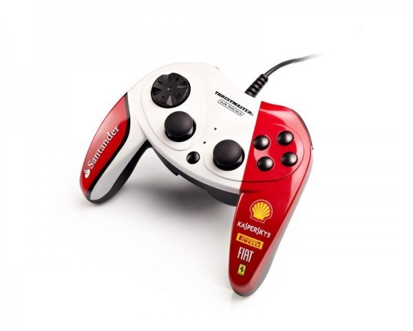 THRUSTMASTER F1 Dual Analog Ferrari F150 Italia Exclusive Edition gamepad 2960733