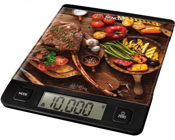 SENCOR SKS 7001BK kuhinjska vaga