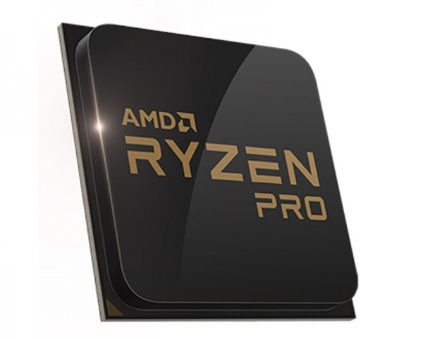 AMD Ryzen 3 PRO 2100GE 2 cores 3.2GHz Radeon Vega tray