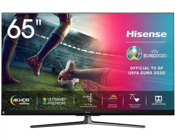 HISENSE 65'' 65U8QF ULED Smart UHD TV outlet