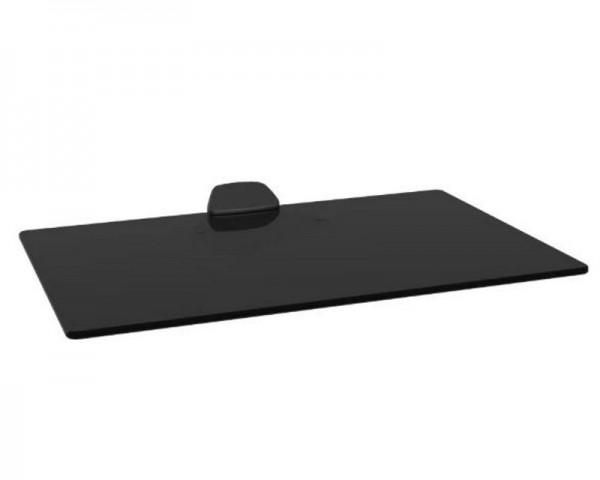 BARKAN E85G+.B Stakleni držač za uređaje crni