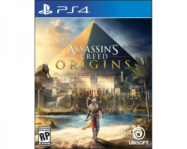 UBISOFT Assassins Creed Origins PS4