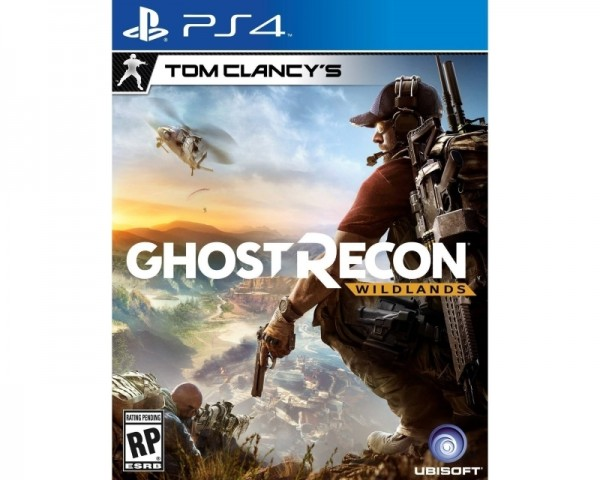 UBISOFT Ghost Recon Wildlands Standard Edition PS4