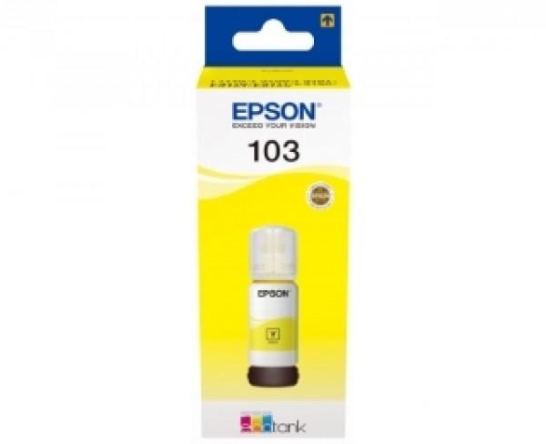 EPSON 103 žuti kertridž
