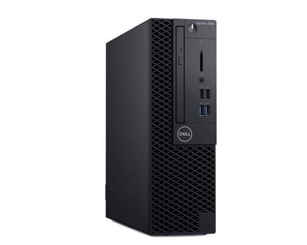 DELL OptiPlex 3060 SF i3-8100 4GB 128GB SSD DVDRW Ubuntu 3yr NBD