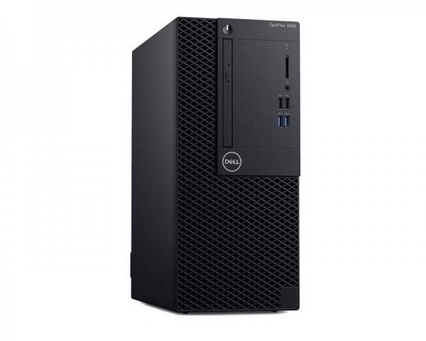 DELL OptiPlex 3060 MT i3-8100 4GB 1TB DVDRW Ubuntu 3yr NBD