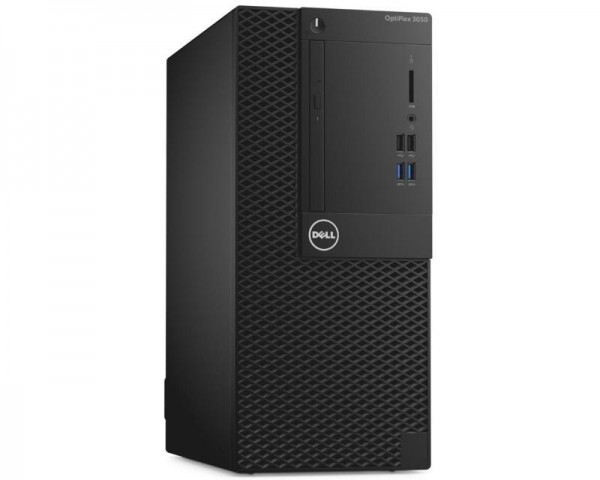 DELL OptiPlex 3050 MT i3-7100 4GB 500GB DVDRW V Ubuntu 3yr NBD