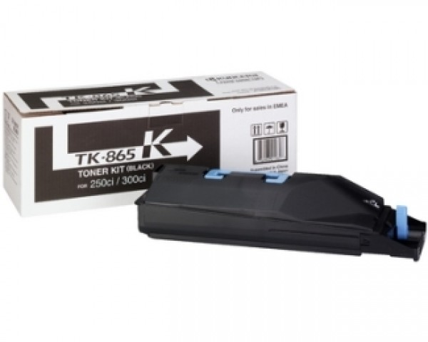 KYOCERA TK-865K crni toner
