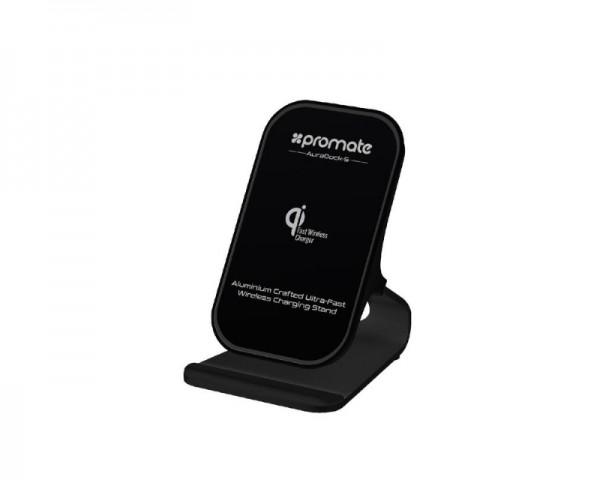 PROMATE AuraDock5 Ultra-Fast Wireless punjač crni